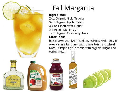 Fall midnight mixologist for Fall cocktail ideas