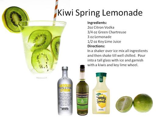 rhum arranger kiwi